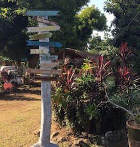 Iraya Bed and Breakfast - Cagpacol, Casiguran,