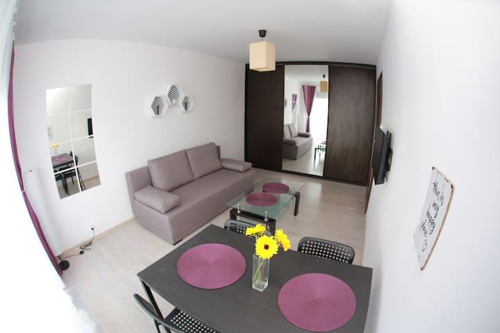 Apartament Gdynia Witomino