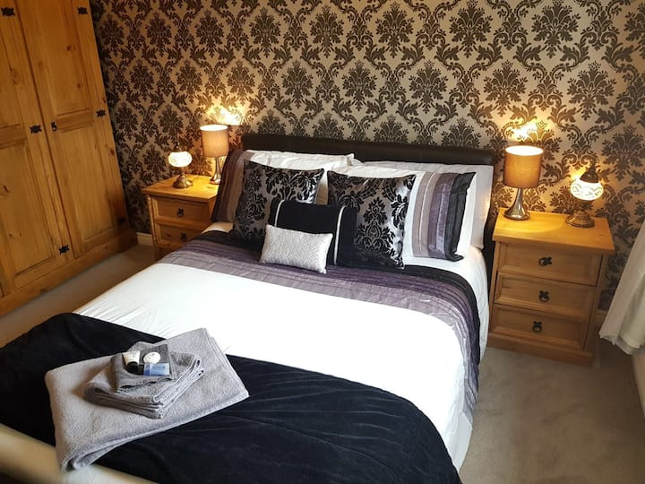 Warm Comfortable double room
