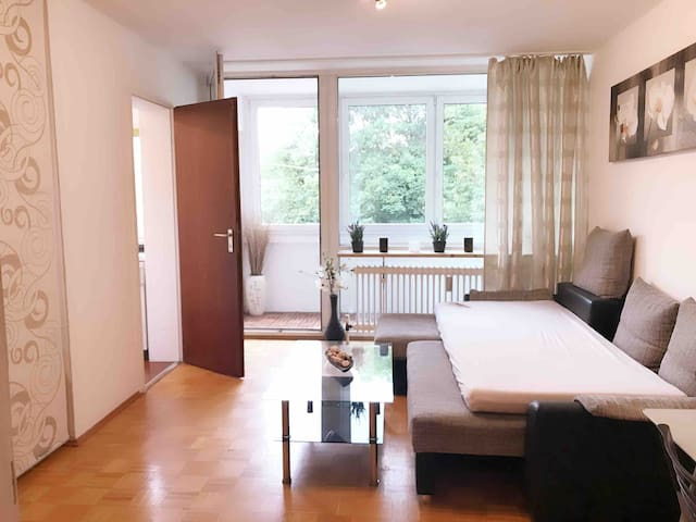 Munich Center Shared Studio Apartment/Room