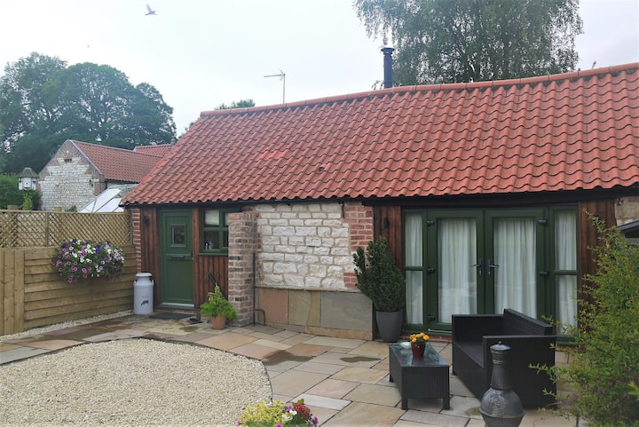 Byre Cottage - 5* Stone Cattle shed Conversion.