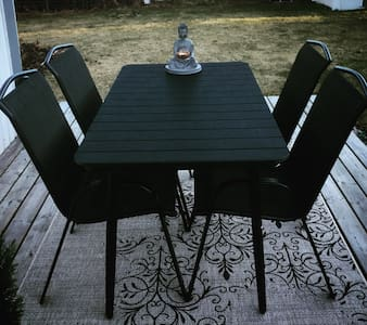 Cottage by the sea, golf and nature - Vetlanda - Haus