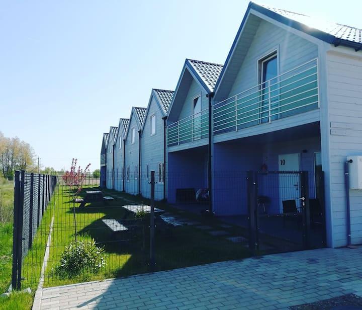MM APARTMENTS Niechorze nowe domki apartamenty