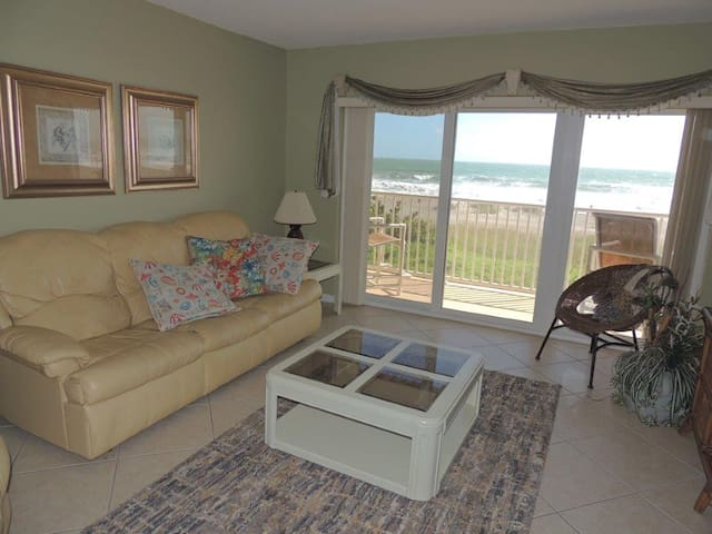 2 BR DIRECT OCEANFRONT 201 at the Boardwalk!
