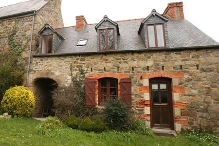 Dependance Manoir de Pont-Couennec - Perros-Guirec - Şehir evi