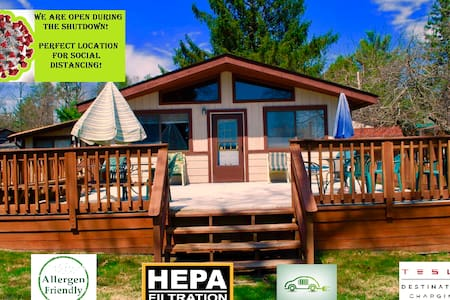 The Beach House  ON THE LAKE!  Wtr Pk Pkg Availabl