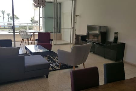 Beautiful appartment with Sea view - Netanya