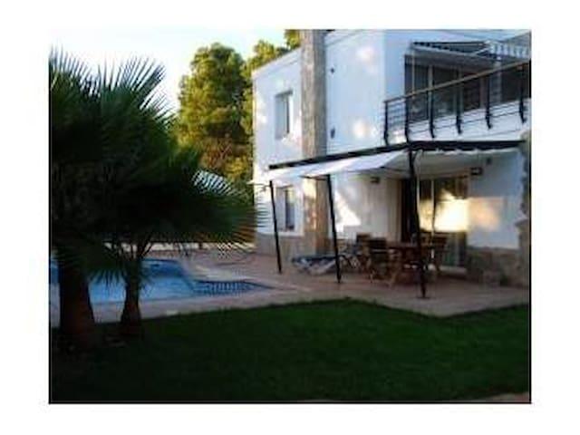 Maison style Ibiza - Piscine - Calafat - House