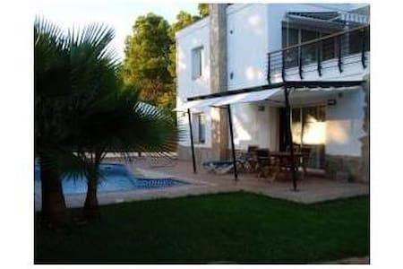 Maison style Ibiza - Piscine - Calafat