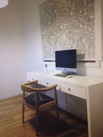 Best viewing room with two bedrooms - Viborg - Huis