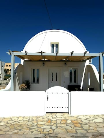 White Wave House - Kamari - Casa