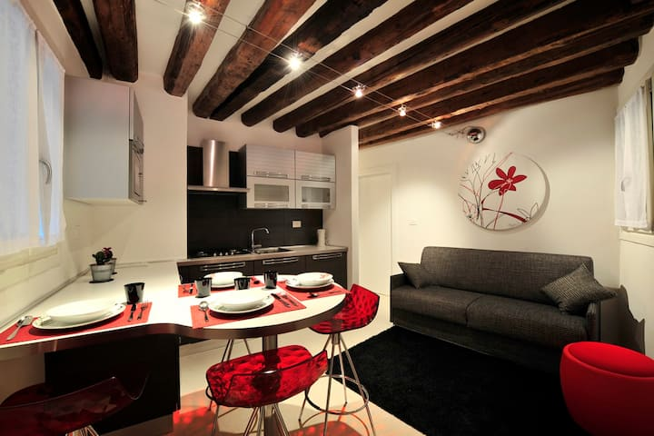 San Marco pied-a-terre Accademia, Wi-fi a/c