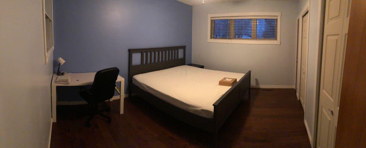 King床房,近8街的好房子,短租登陆首选