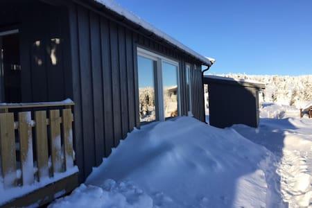 Sjusjøens fineste punkt - Lunkefjell - Sjusjøen - Cabana