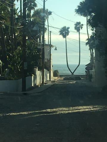 Cantamar, Primo Tapia, Beach View House # 4