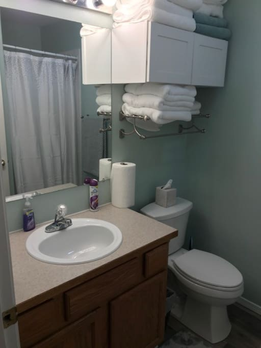Your Private Bathroom