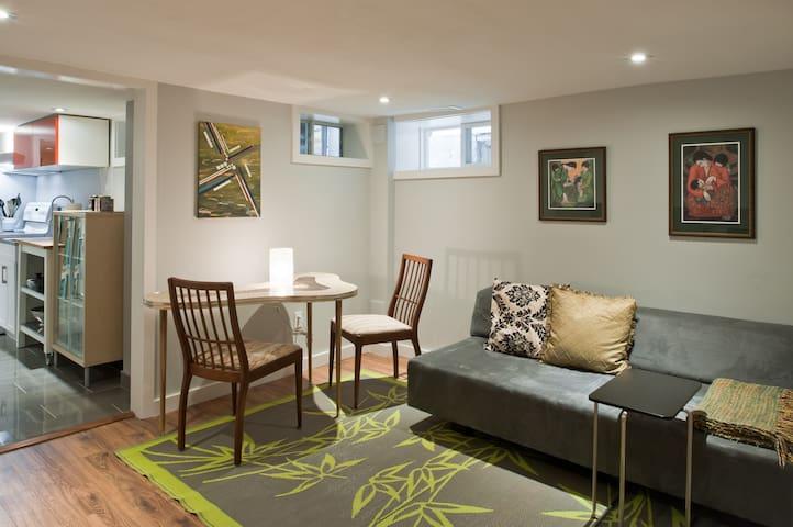 Spacious New West End Suite - Cozy & Clean