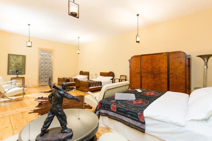 Modigliani Room, Castle in Old Town