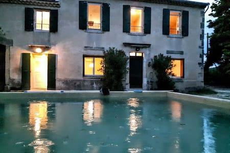 MONTVALLON - Mas de caractère en Provence - Valréas - Wohnung