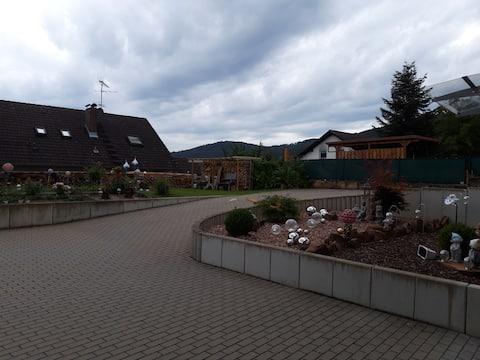 Collenberger Ferienwohnung  Fam. Schäfer