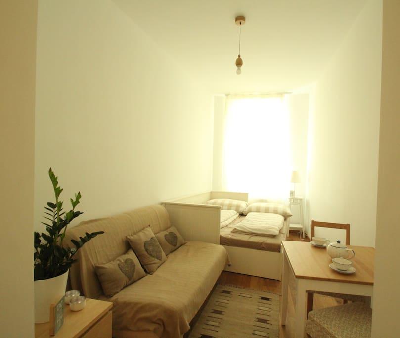 Cozy and comfortable studio