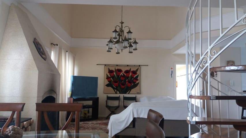 Cobertura charmosa em Campos Jordão - Campos do Jordao - Appartement