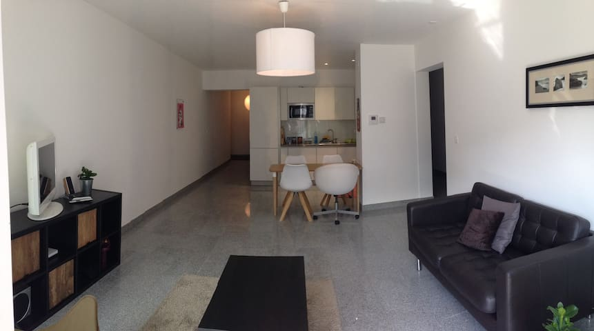 Huge, bright, new appartment 2 min. from Lake - Paradiso - อพาร์ทเมนท์