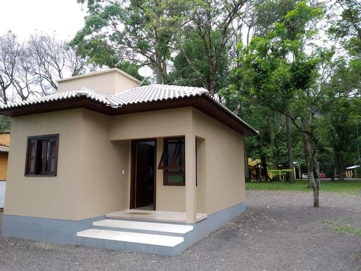 Pousada 04 - Casa Camping Poço do Caixão