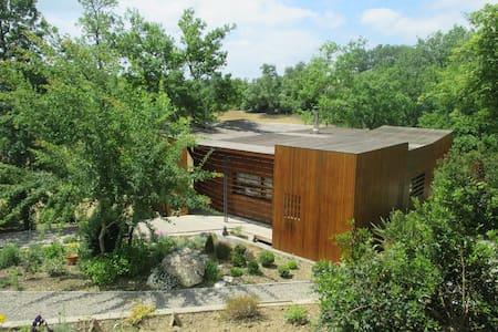 Maison atypique en pleine nature - Rozes - Rumah