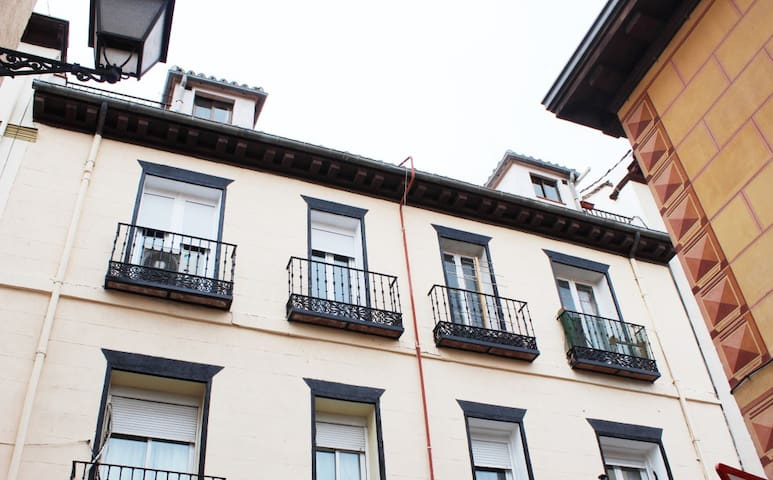 HABITACION Nº 1 EN VIVIENDA EN EL CENTRO DE MADRID