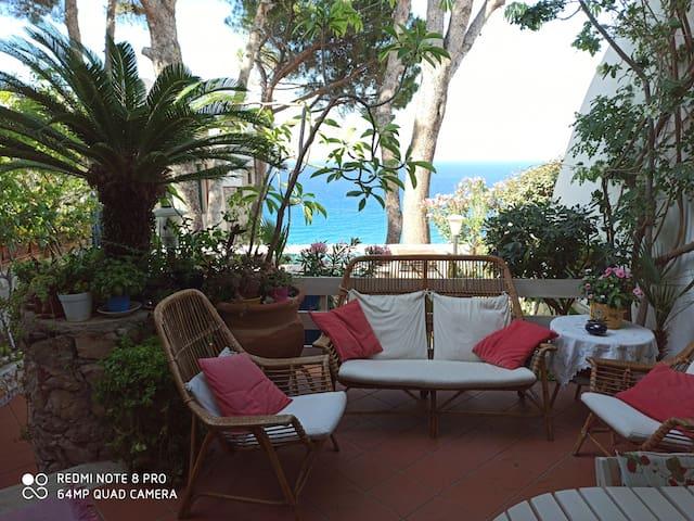 Casa Granata paradise sea view