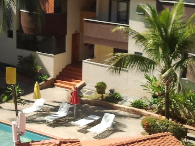 Residencial Rio Quente - Conforto e Aguas quentes