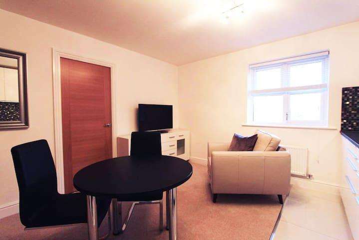 Luxury 1-bedroom Apartment near Heathrow
