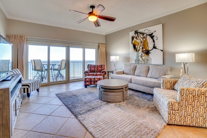 Beach Manor 908 - relaxing vacation, super clean condo, all comforts of home!