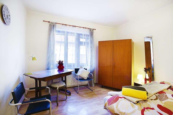 Nice private room close Moto GP - Brno - Apartment