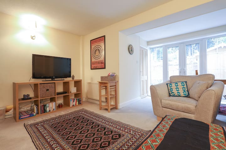 Amani House - Eco Friendly Flat by Roundhay Park