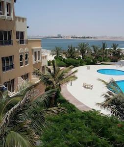 Enjoy a piece of ths peac@Marjan Island/Bab Albahr - Ras Al-Khaimah - Wohnung