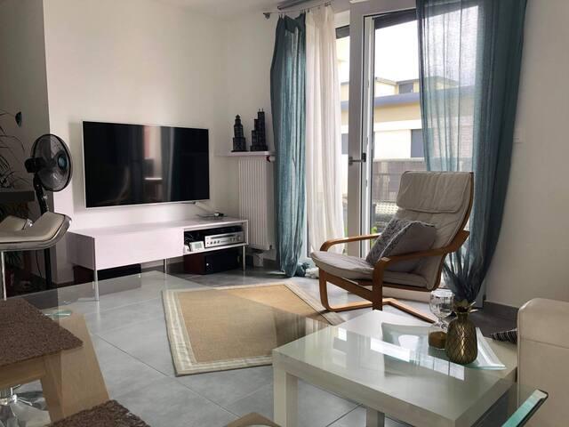 Appartement  neuf  à 5 min du coeur de Troyes