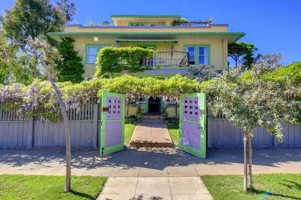 Welcome to Witherby Gardens - a Majestic, Historic Prairie Home in Mission Hills