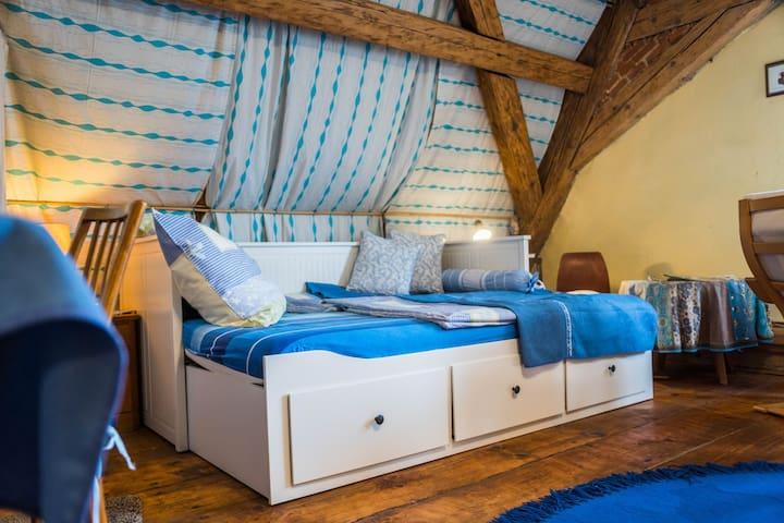 Podkrovní apartmá