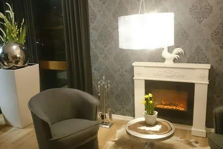 Elegante FeWo im Kurzentrum mit Früchstücksoption - Bad Wildungen - Wohnung