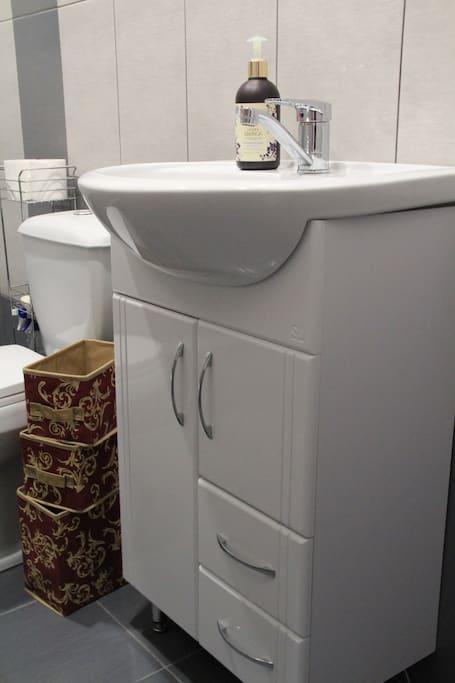туалетные принадлежности:)