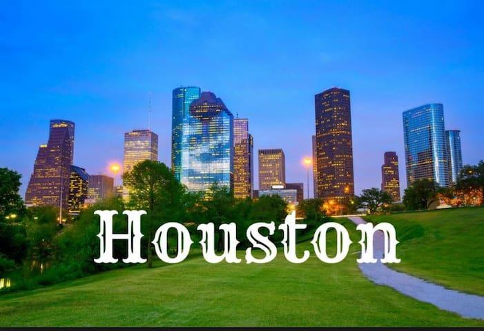 Zandra's Houston guidebook