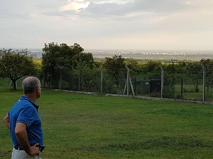 Casa Quinta impresionante vista..,Selva Yunga.Tuc.