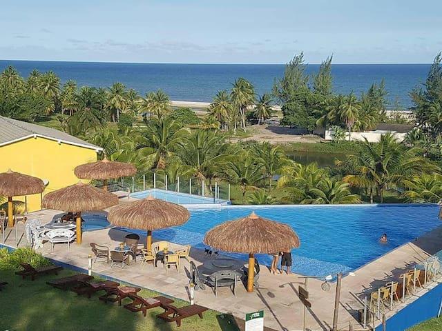 Praia dos Garcez, Pousada Paraíso Perdido - Jaguaripe - Bed & Breakfast