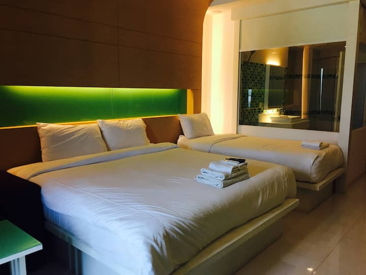 View Talay 6 By Honey Triple room