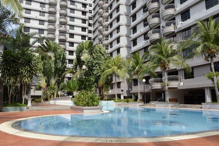 Selat Horizon Condominium Malacca (Peach House) - Melaka - Pis
