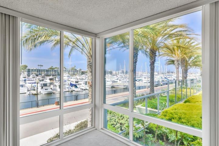 New Venice Beach Adj ! Marina Luxury Loft .Views ! - Marina del Rey - Lakás