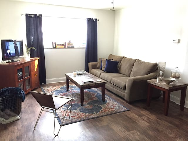 One Bedroom Apartment in the North Hills - Pittsburgh - Daire