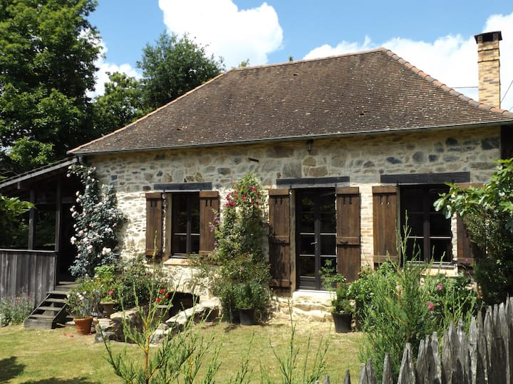 Holiday cottage in Dordogne/Limousin.